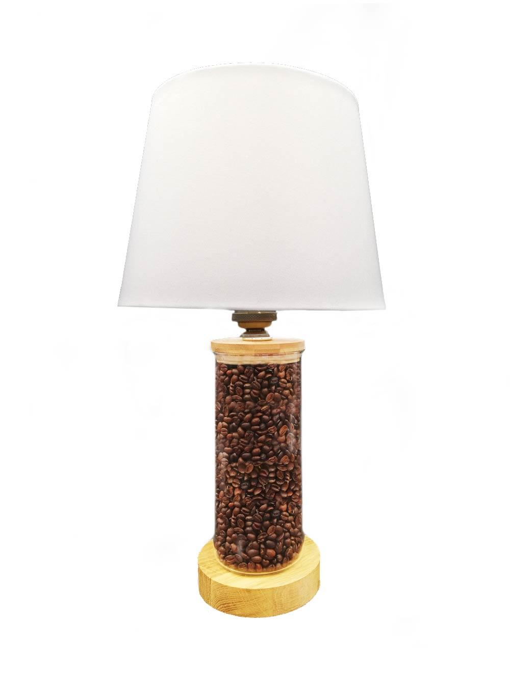 Kaffeebohnenlampe Mokka