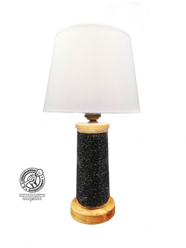 Steinlampe