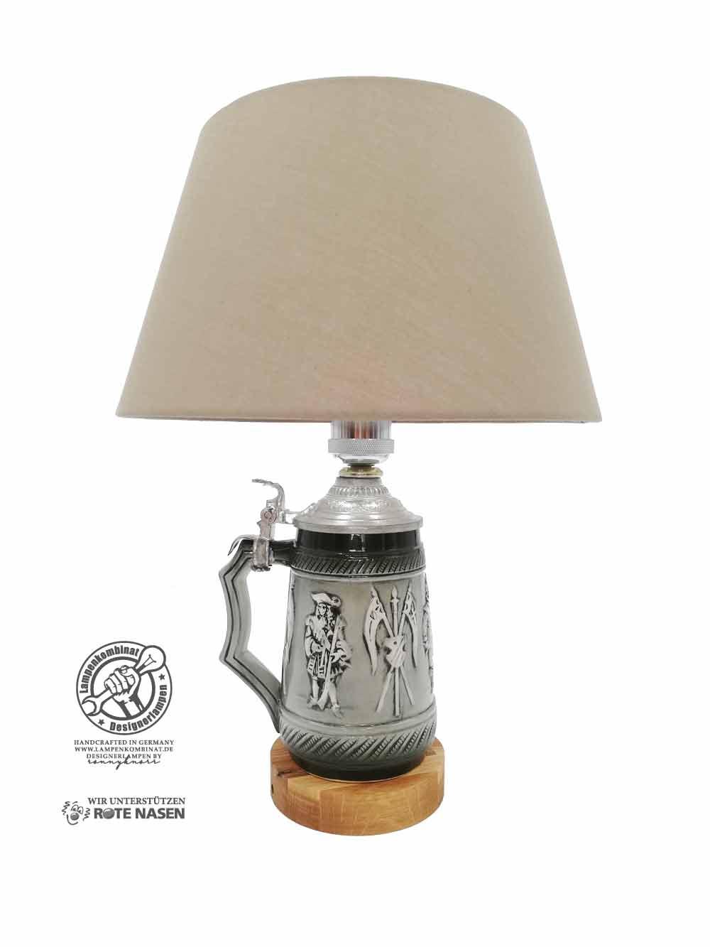 Bierkruglampe