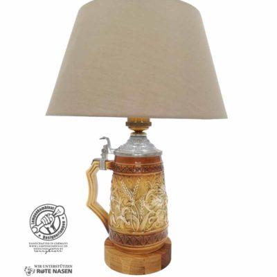 Bierkrug-Lampe
