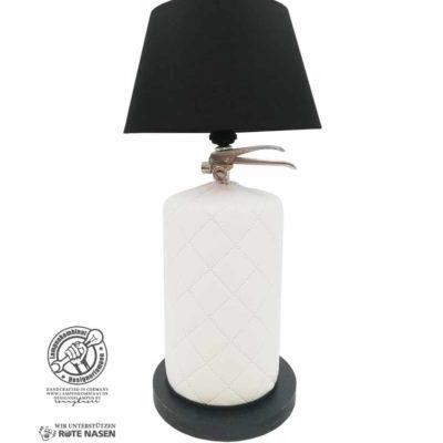 Feuerlöscher-Lampe